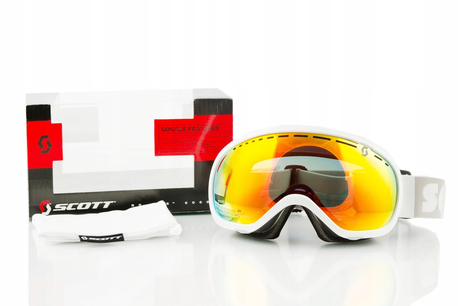 Gogle SCOTT OFF-GRID ACS narty snowboard