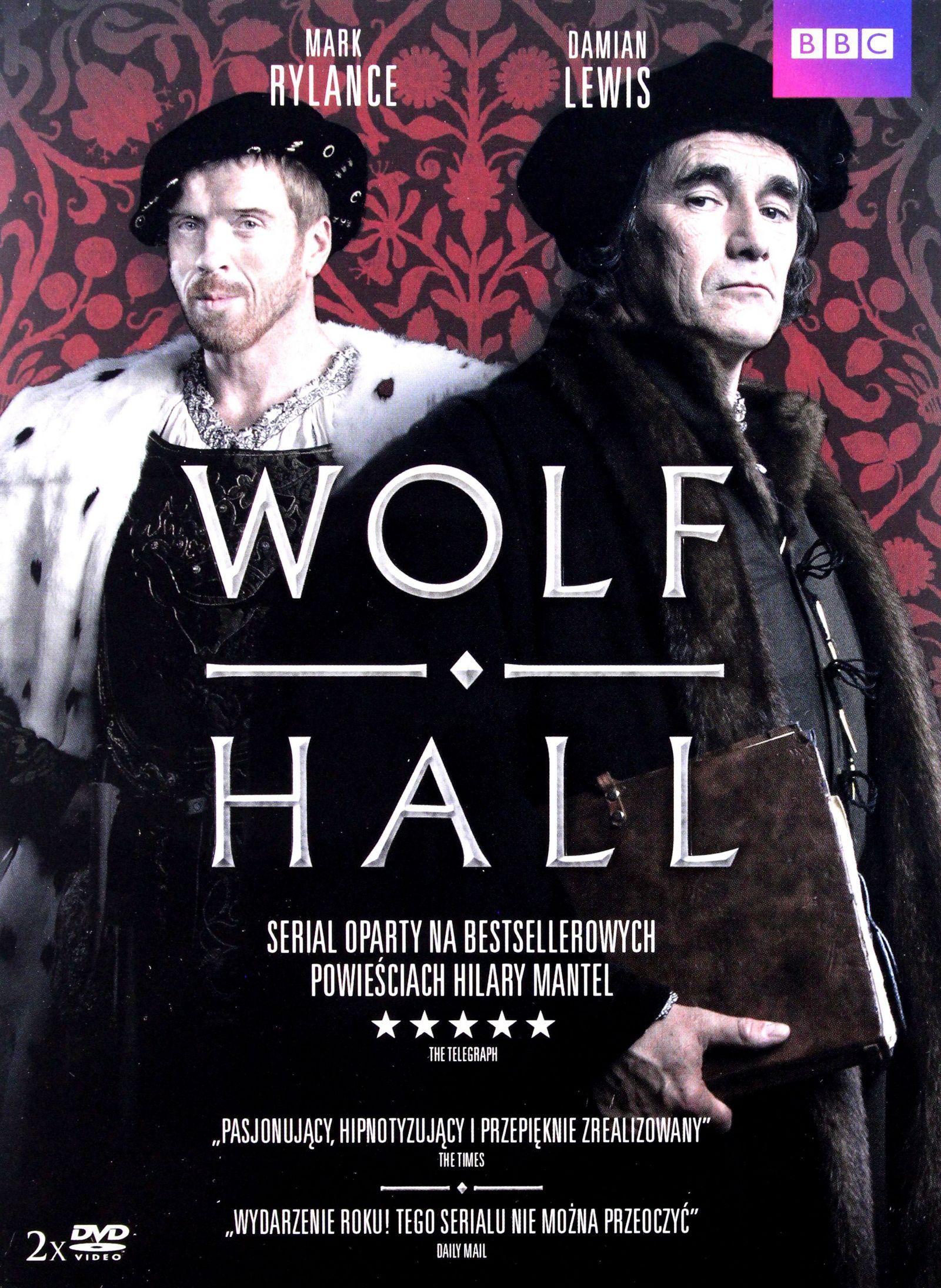 WOLF HALL SEZON 1 (BBC) [2DVD]