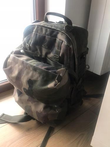 Plecak Janysport GROT wojskowy z sakwami!