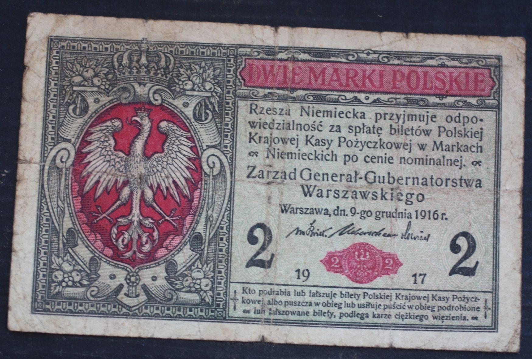 """""""Generał 2 Mar.Pol.1916....od 14,99"""