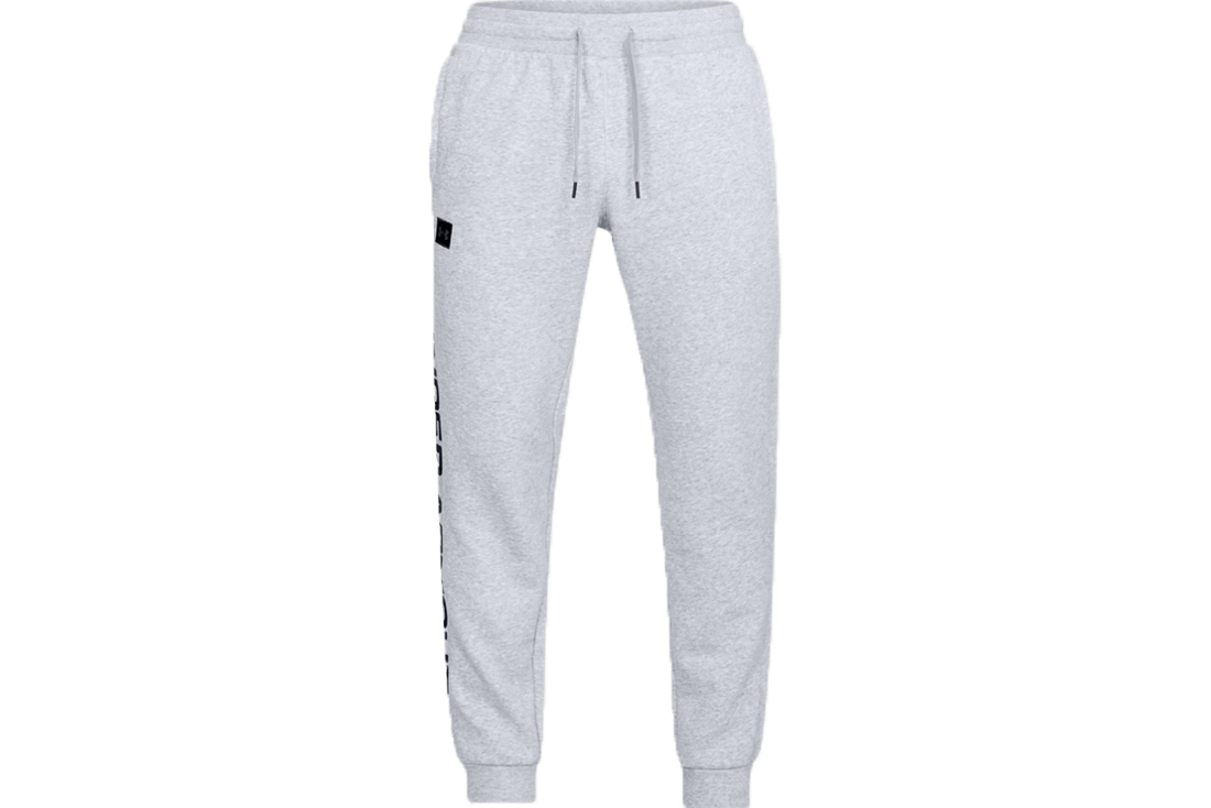 UNDER ARMOUR RIVAL FLEECE JOGG (XL) Męskie Spodnie