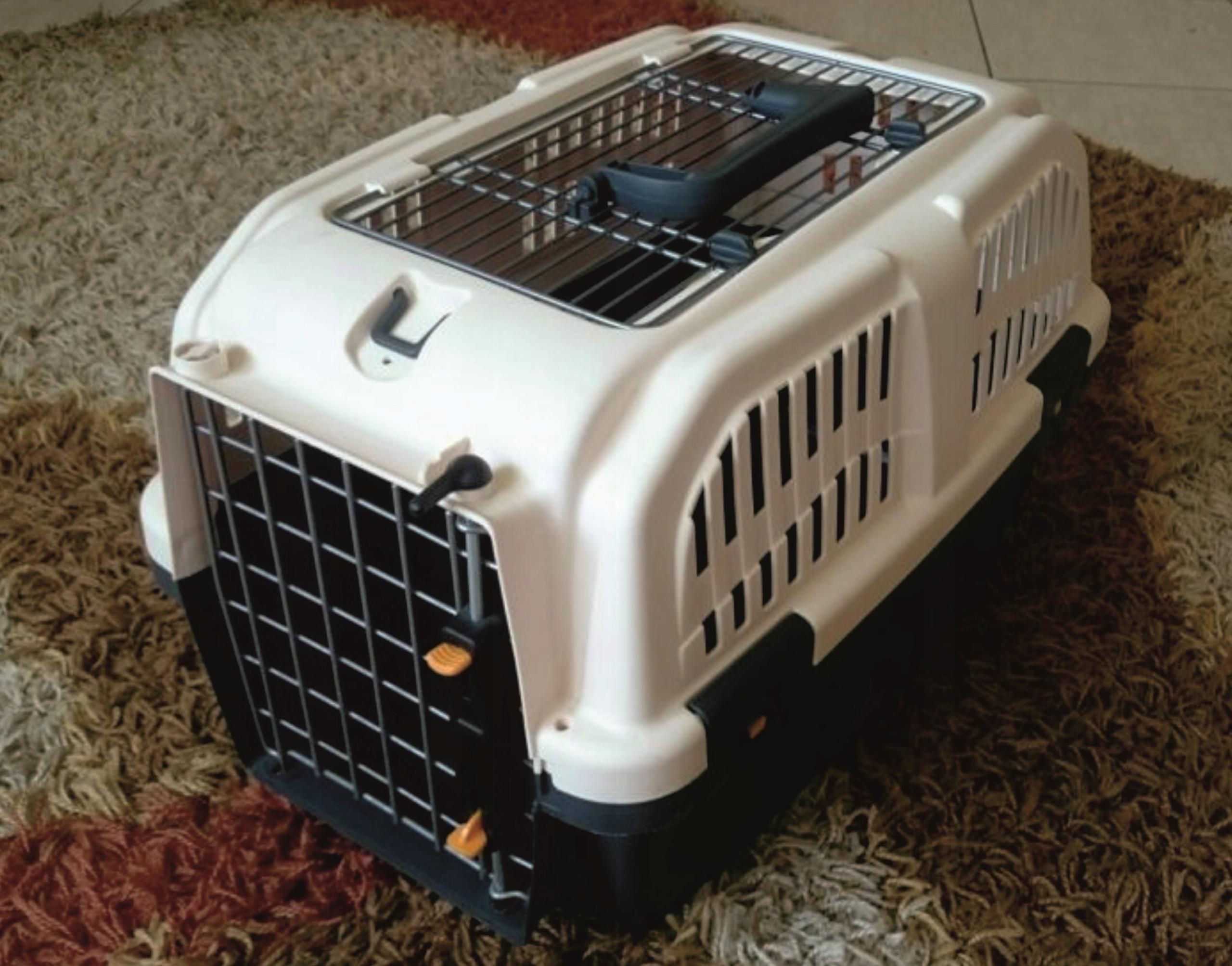 "transporter Skudo IATA klatka dla kota psa ""k"