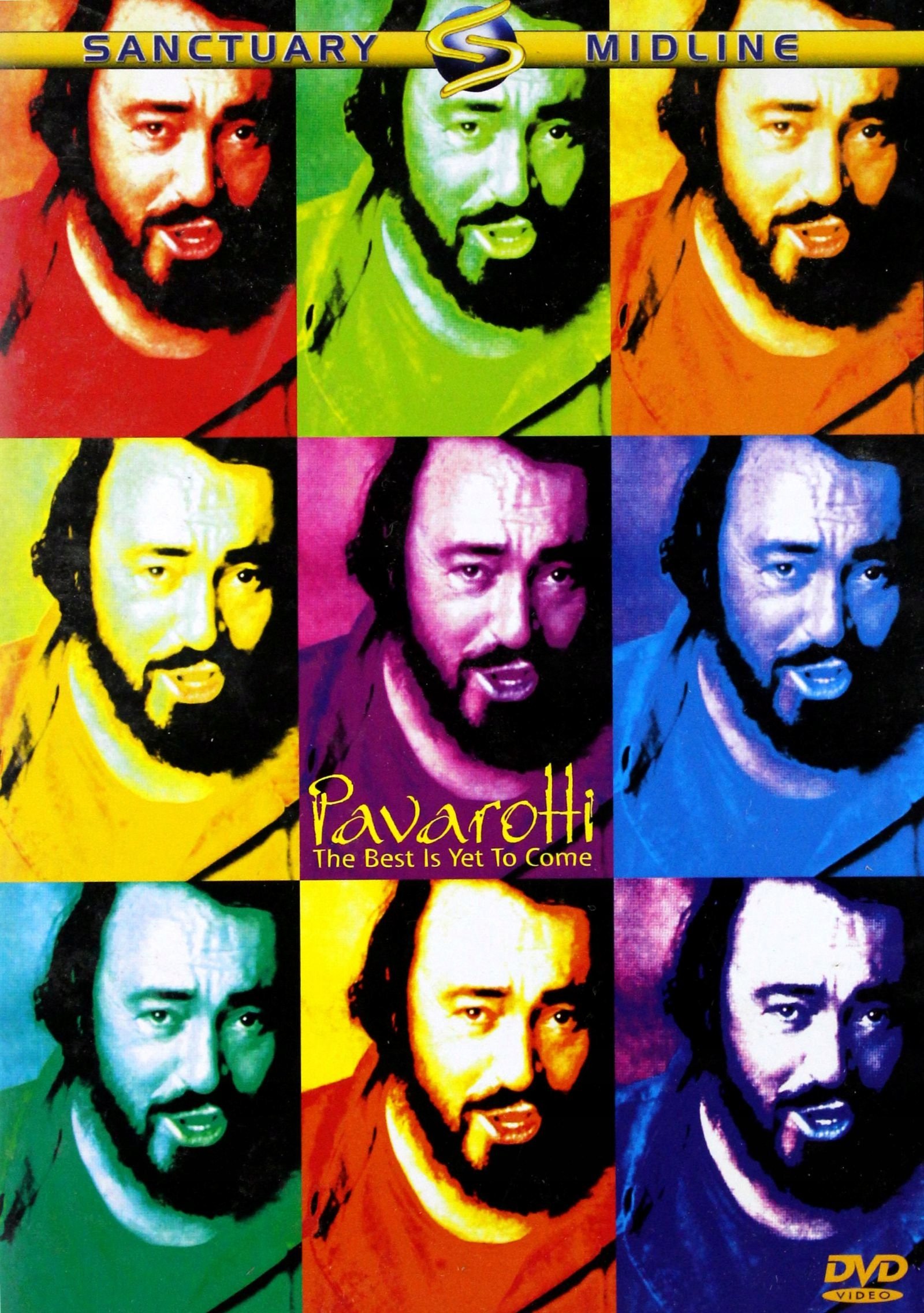 PAVAROTTI LUCIANO: THE BEST IS YET TO COME [DVD]