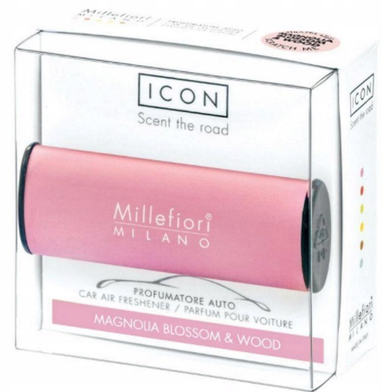 Millefiori zapach samochodowy Classic Pink Magnoli