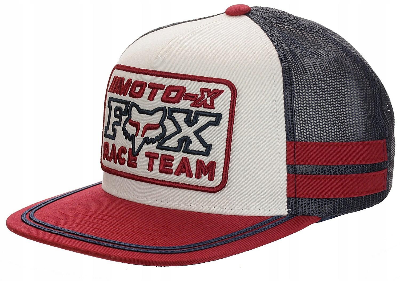 czapka z daszkiem Fox Intercept Snapback -