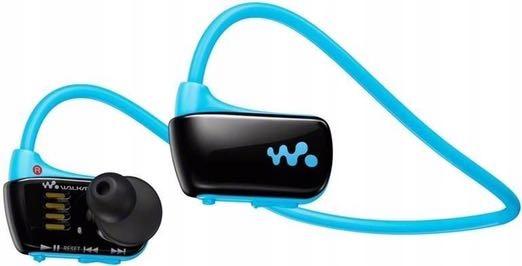 Wodoodporny SONY MP3 NWZ-W273S 4GB Jak Nowy!