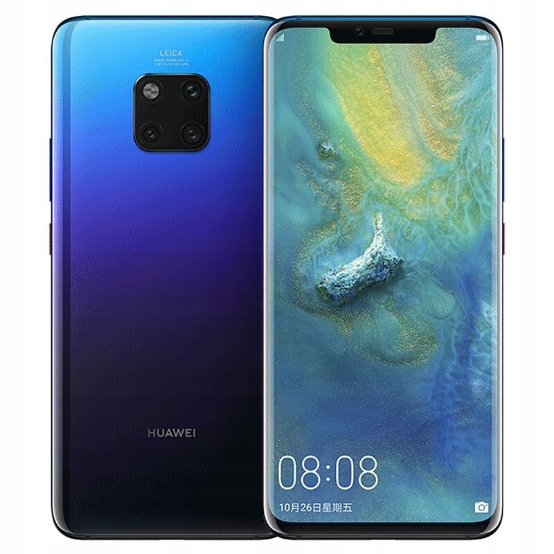 Huawei Mate 20 Pro Twilight 256/8GB DualSIM GLOBAL