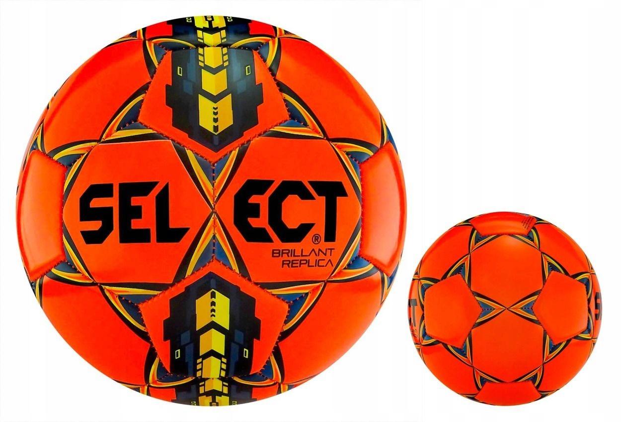 Piłka nożna SELECT BRILLANT REPLICA - r5