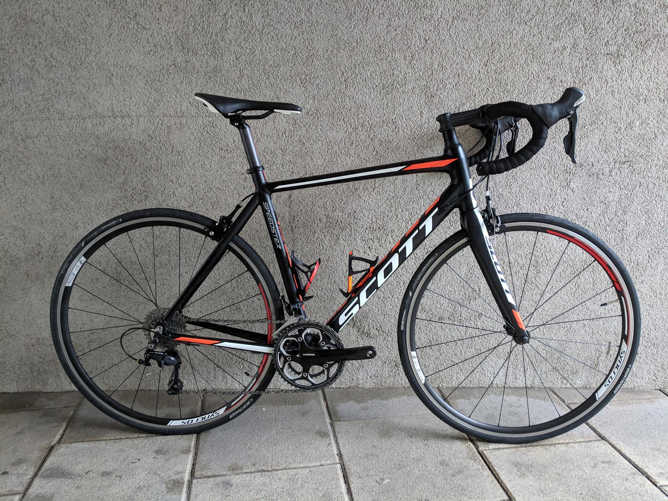 Rower Szosowy Scott Speedster 20 SHI 105 R.54