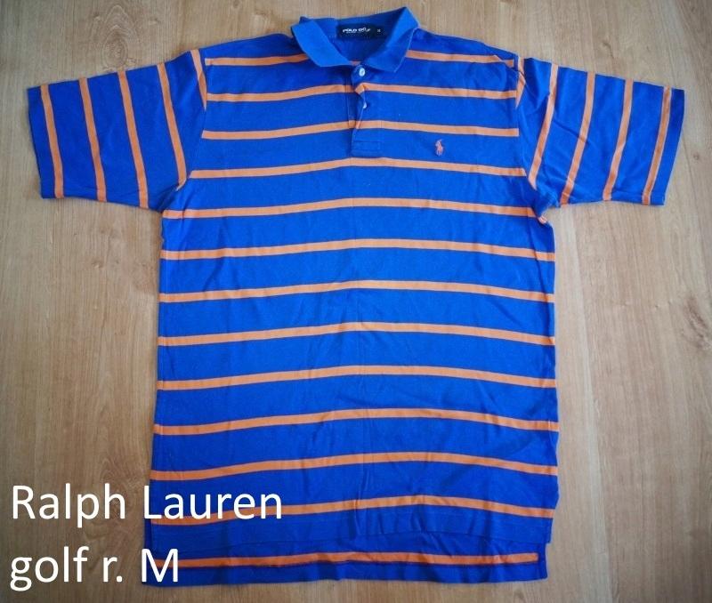 ____ Raplph Lauren _ polo GOLF ___ M