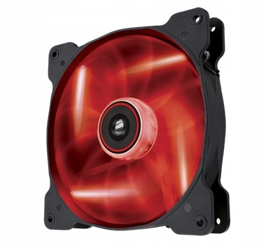 CORSAIR Wentylator AF140 LED RED