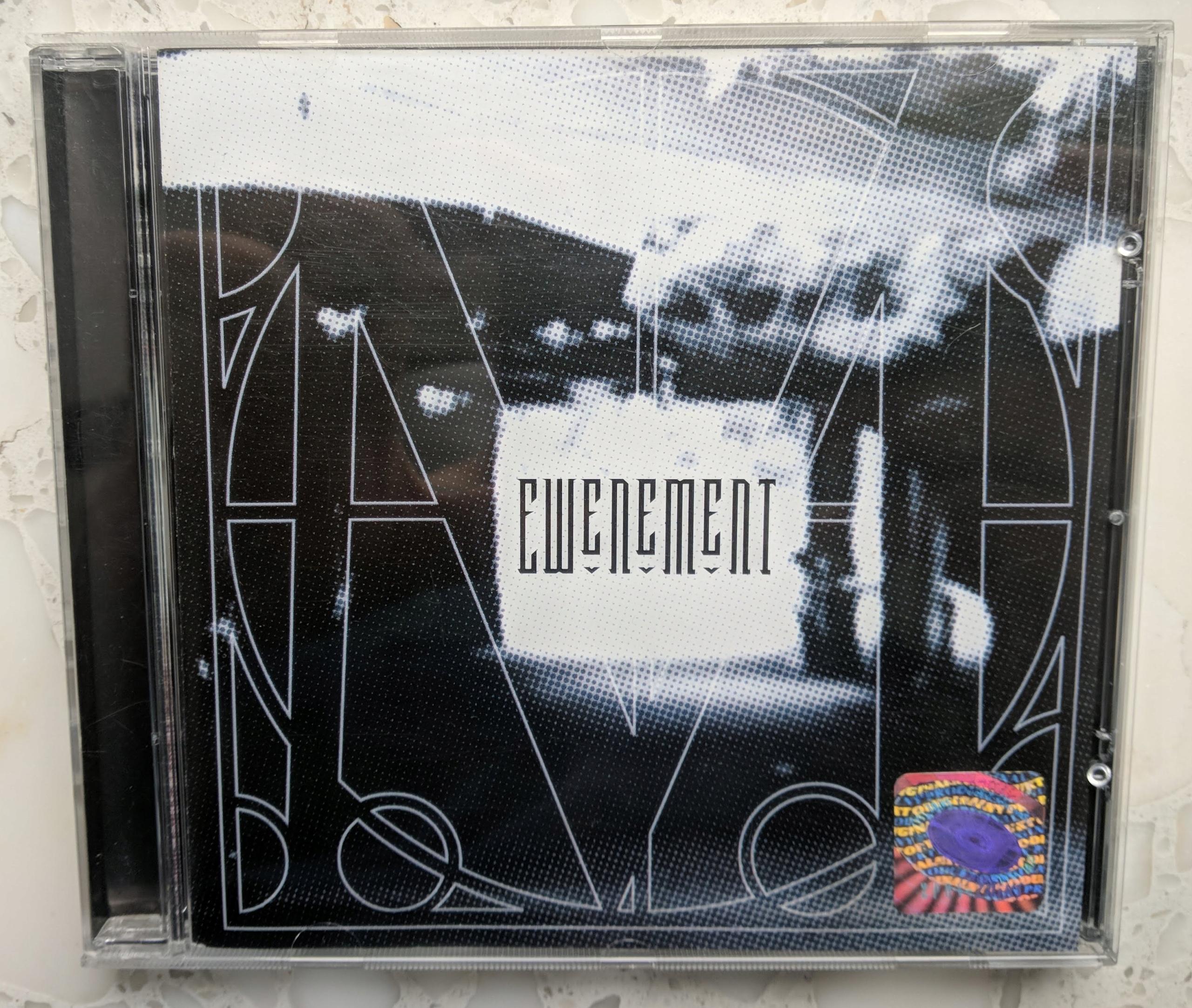 Molesta - EWENEMENT 1 WYDANIE 1999 Unikat