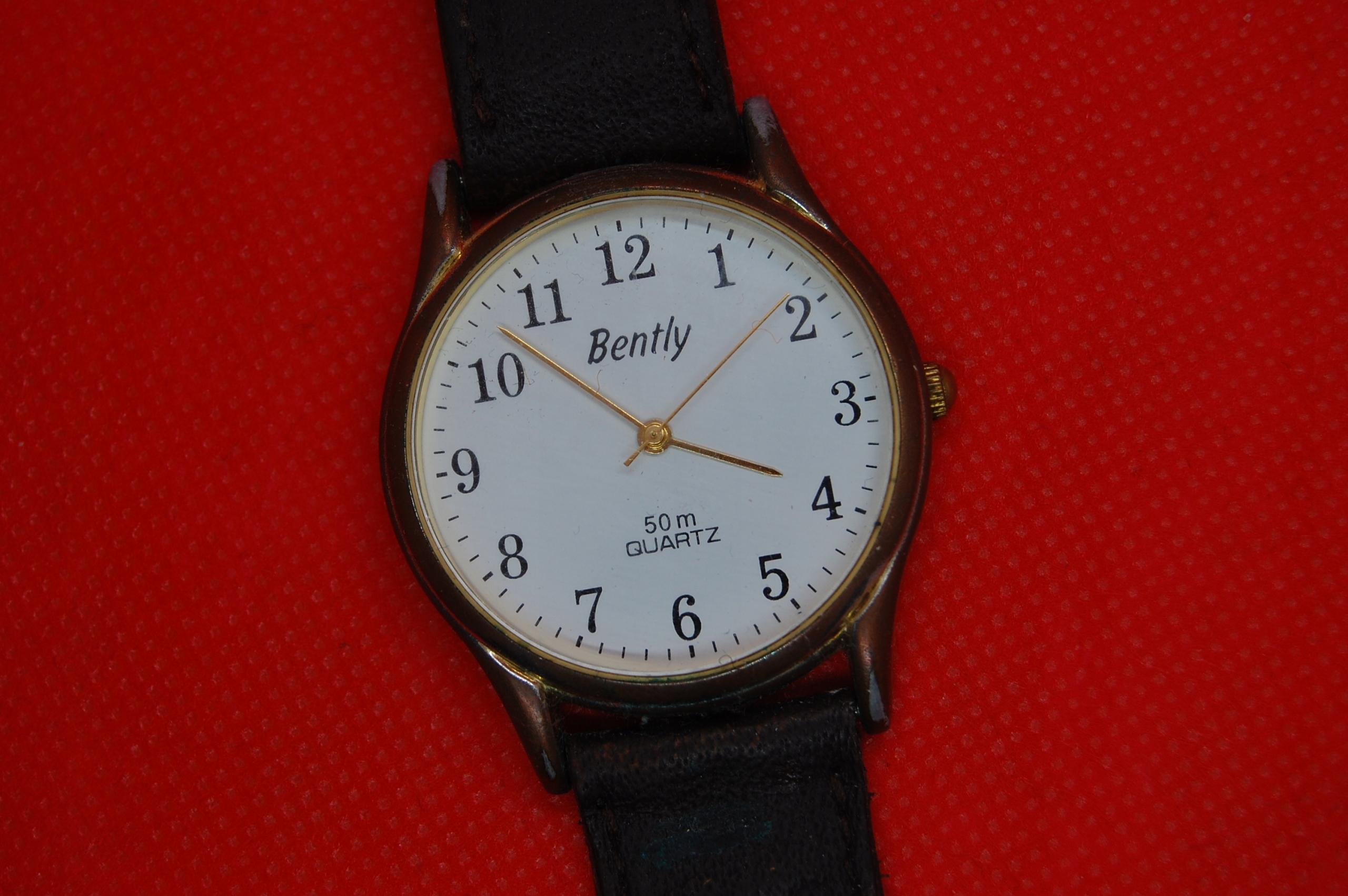 Zegarek męski naręczny
