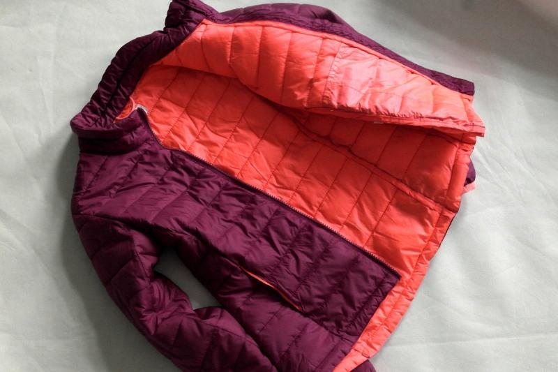 H&M SPORT ultra lekka jesienna kurtka 140