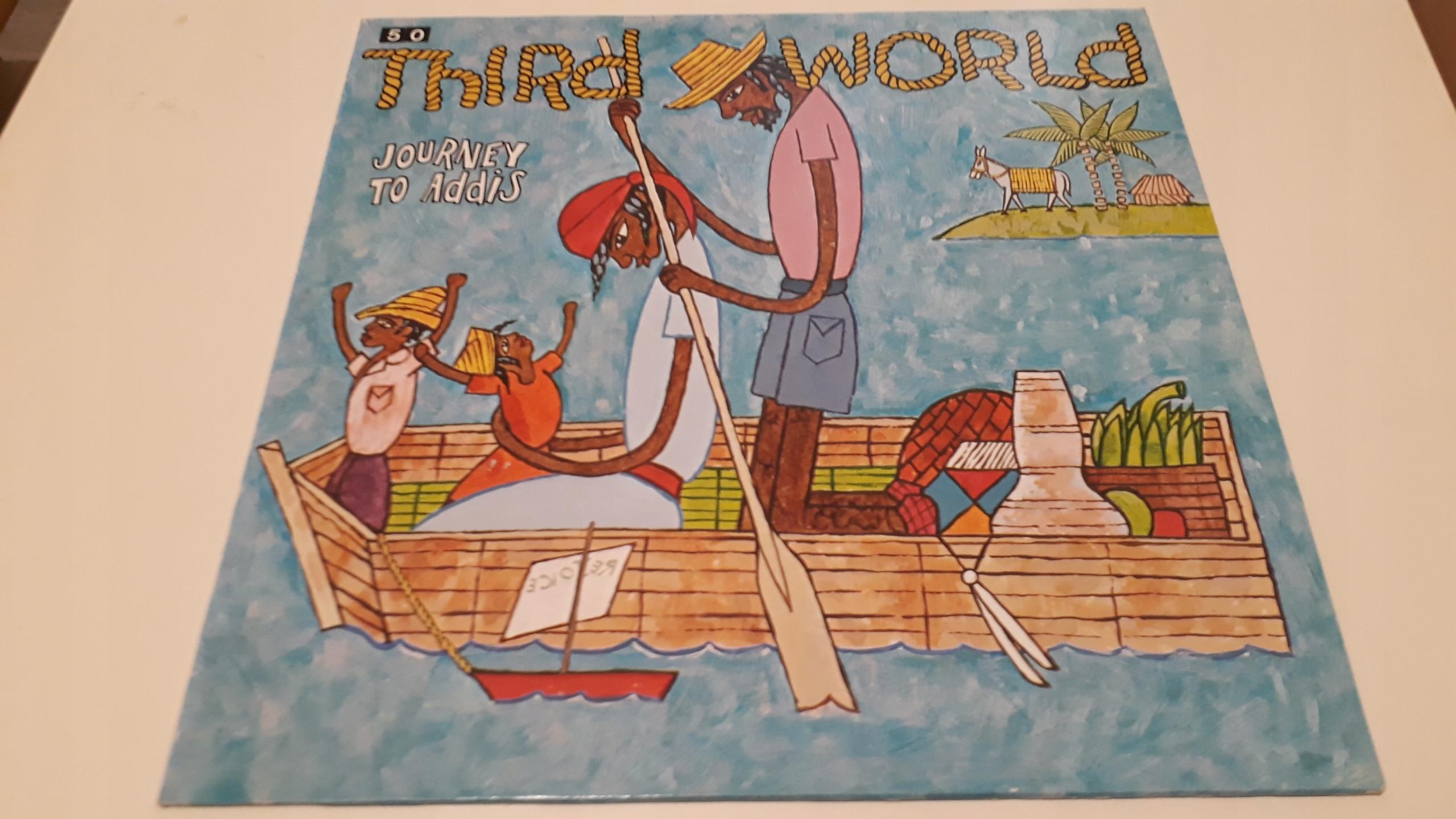 THIRD WORLD - JOURNEY TO ADDIS - LP 1637