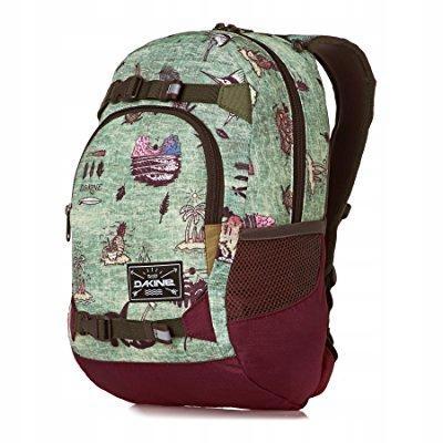 DAKINE Wzorzysty kolorowy plecak (13L)