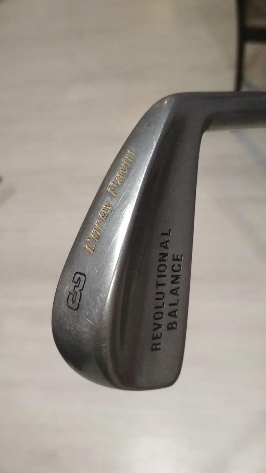 Kij golfowy Corey Pavin Iron 3