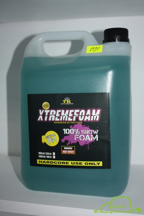 TuningKingz Car Cosmetics XTREMEFOAM 5L profesjona