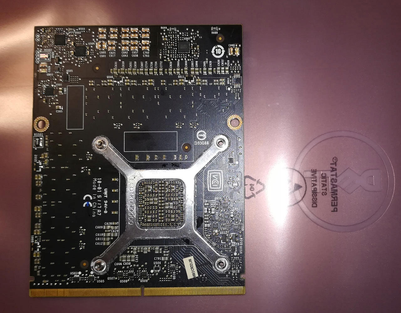 nVidia Quadro P4000 8GB GDDR5 MXM GPU, Dell, HP - 7857636371