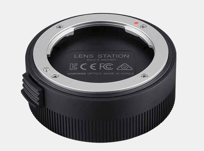 Samyang Lens Station Sony E AF stacja dokująca