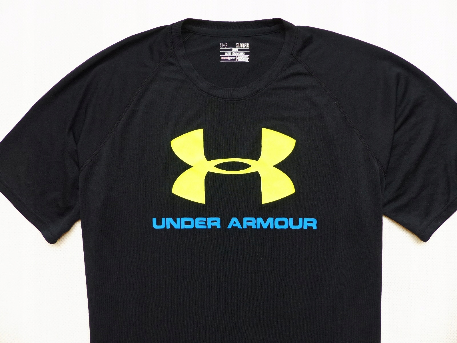UNDER ARMOUR HEATGEAR ~ KOSZULKA T-SHIRT ~ XL