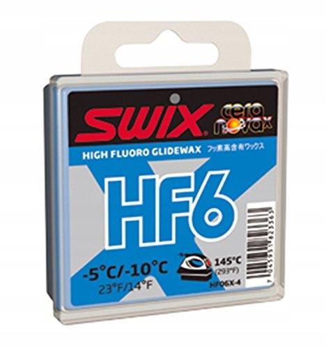 Wosk Smar na gorąco HF6X Blue 40g SWIX