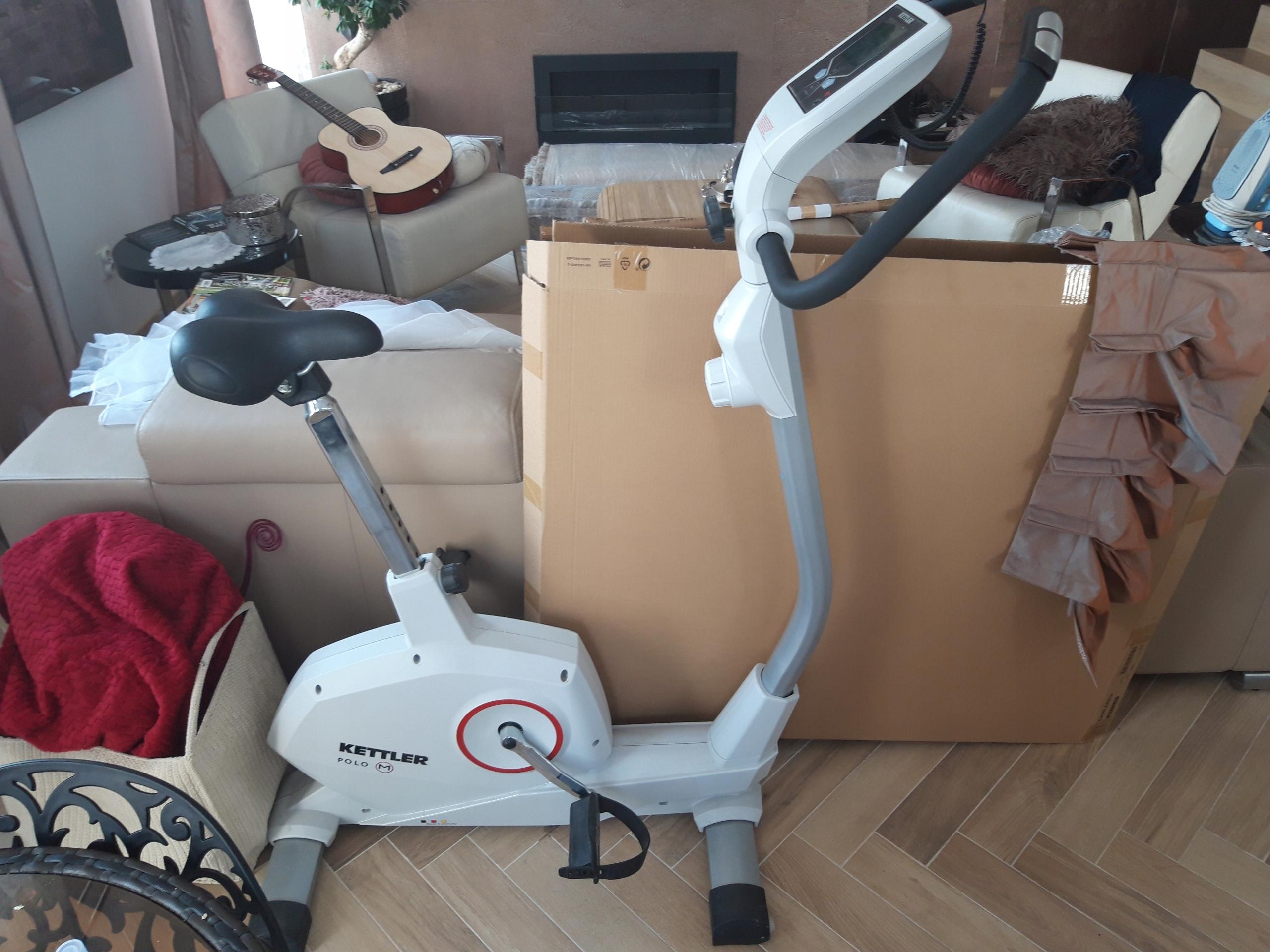 Rower treningowy Kettler