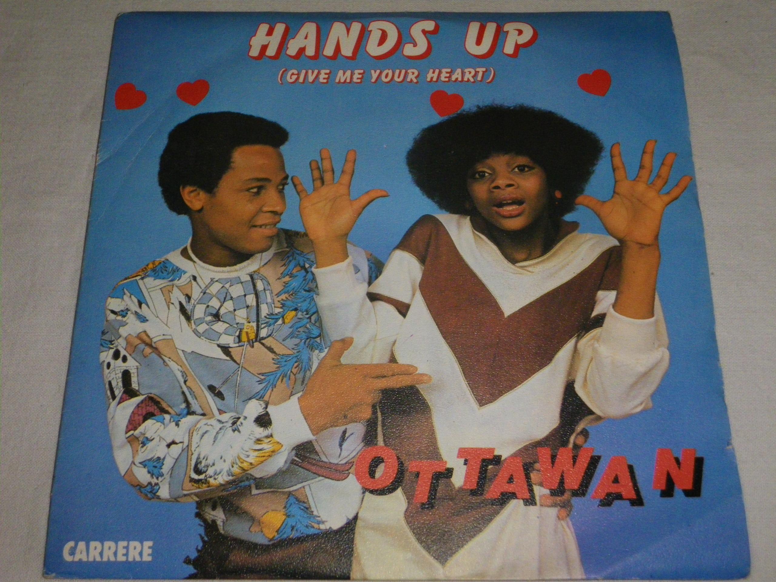 Ottawan- Hands Up SP 7''