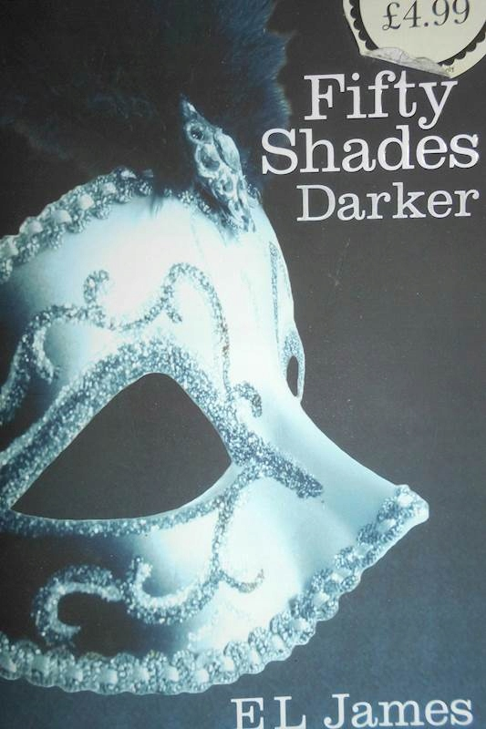 Fifty Shades Darker - E.L. James2012 24h wys