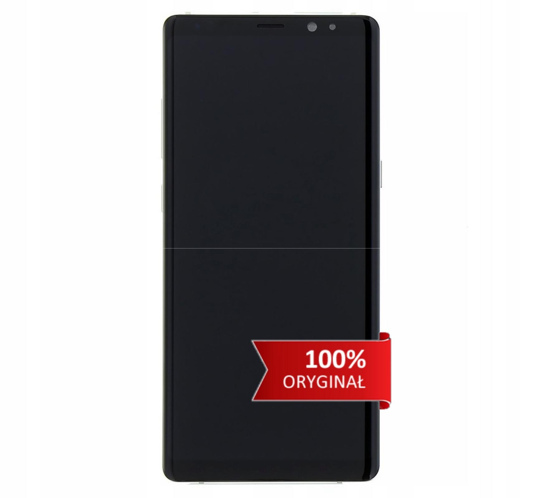 Wymiana modułu LCD Samsung GALAXY NOTE 8 SM-N950F