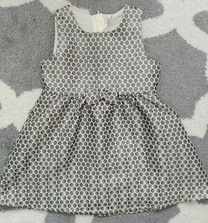 Sukienka Coccodrillo r. 98 elegancka
