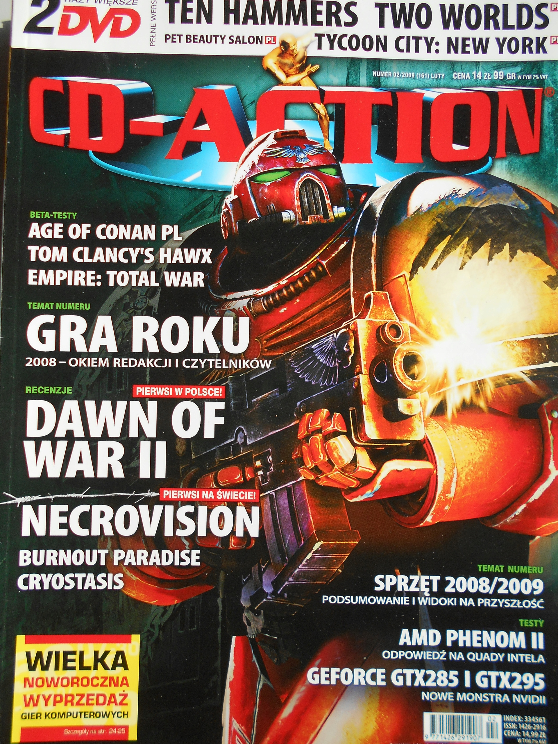 CD-ACTION * NR 02 / 2009