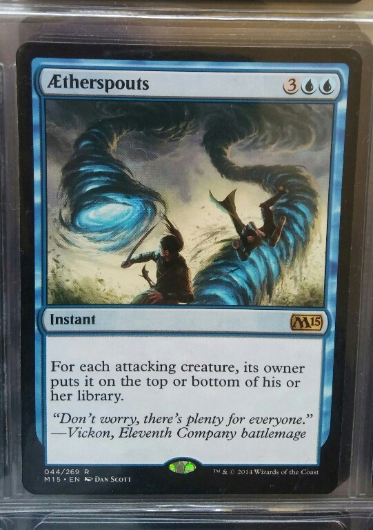Aetherspouts RARE