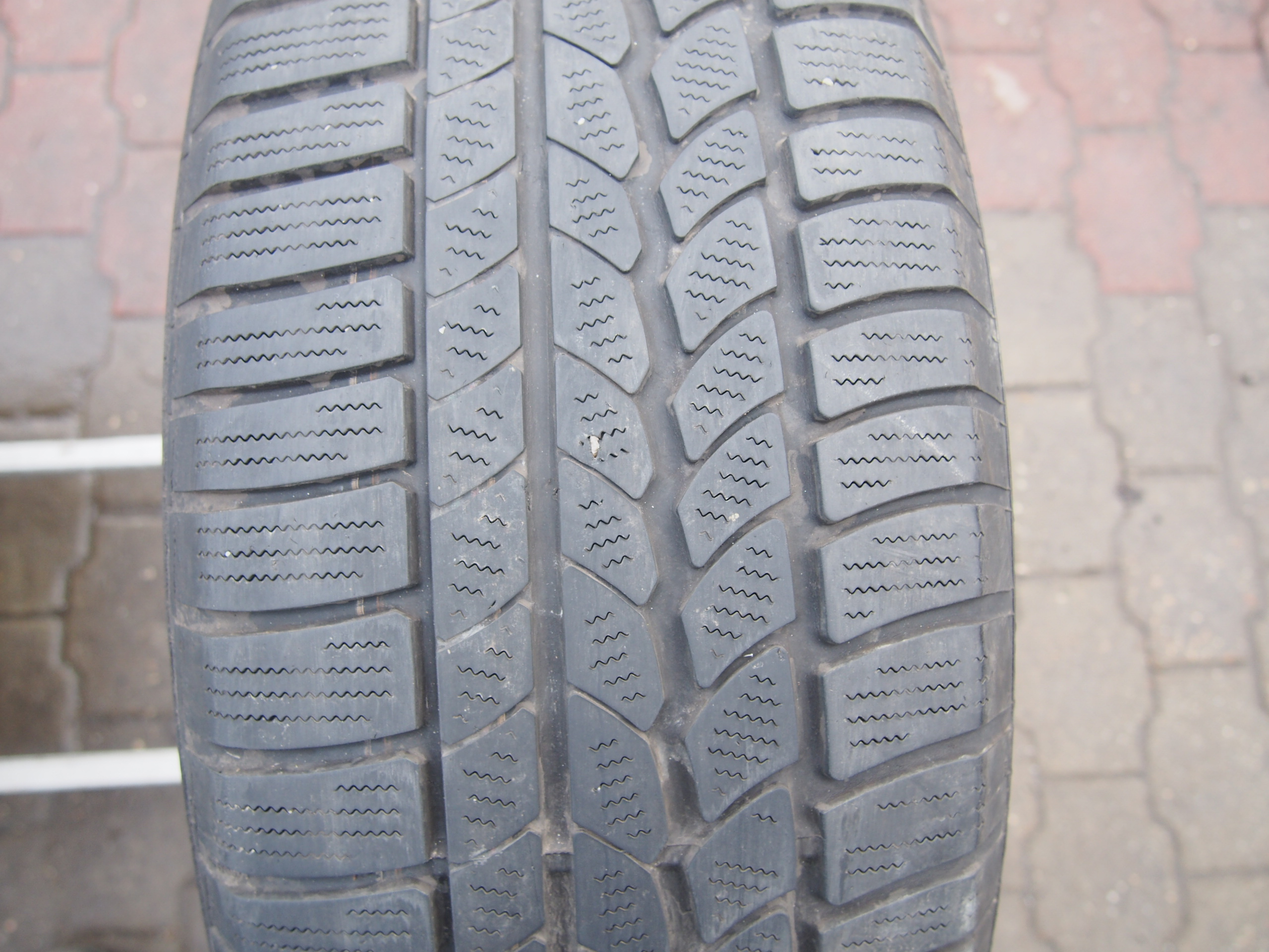 CONTINENTAL 4X4 WINTER CONTACT 255/55R18 105H 5mm