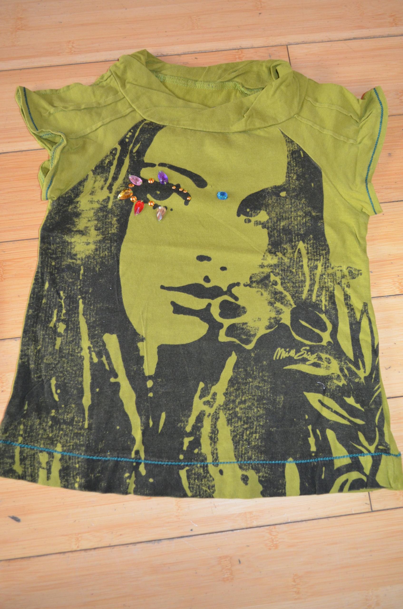 Koszulka Bluzka Miss sixty /122-128 8 lat