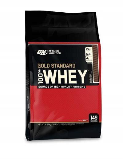 OPTIMUM NUTRITION WHEY GOLD STANDARD 4.54kg