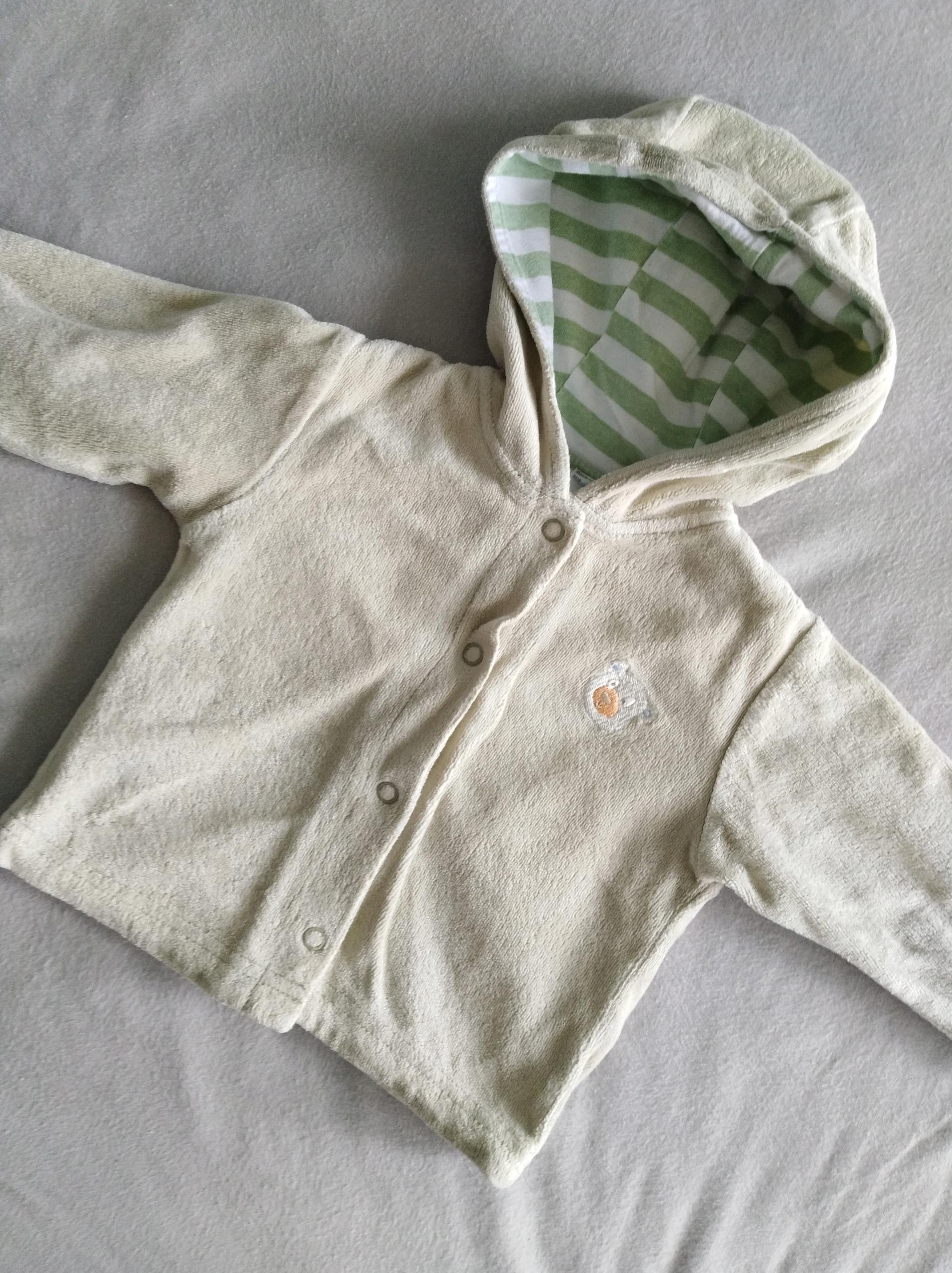 Polarkowa bluza z kapturem 68