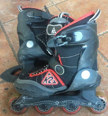 Rolki K2 03 rider sp rolki