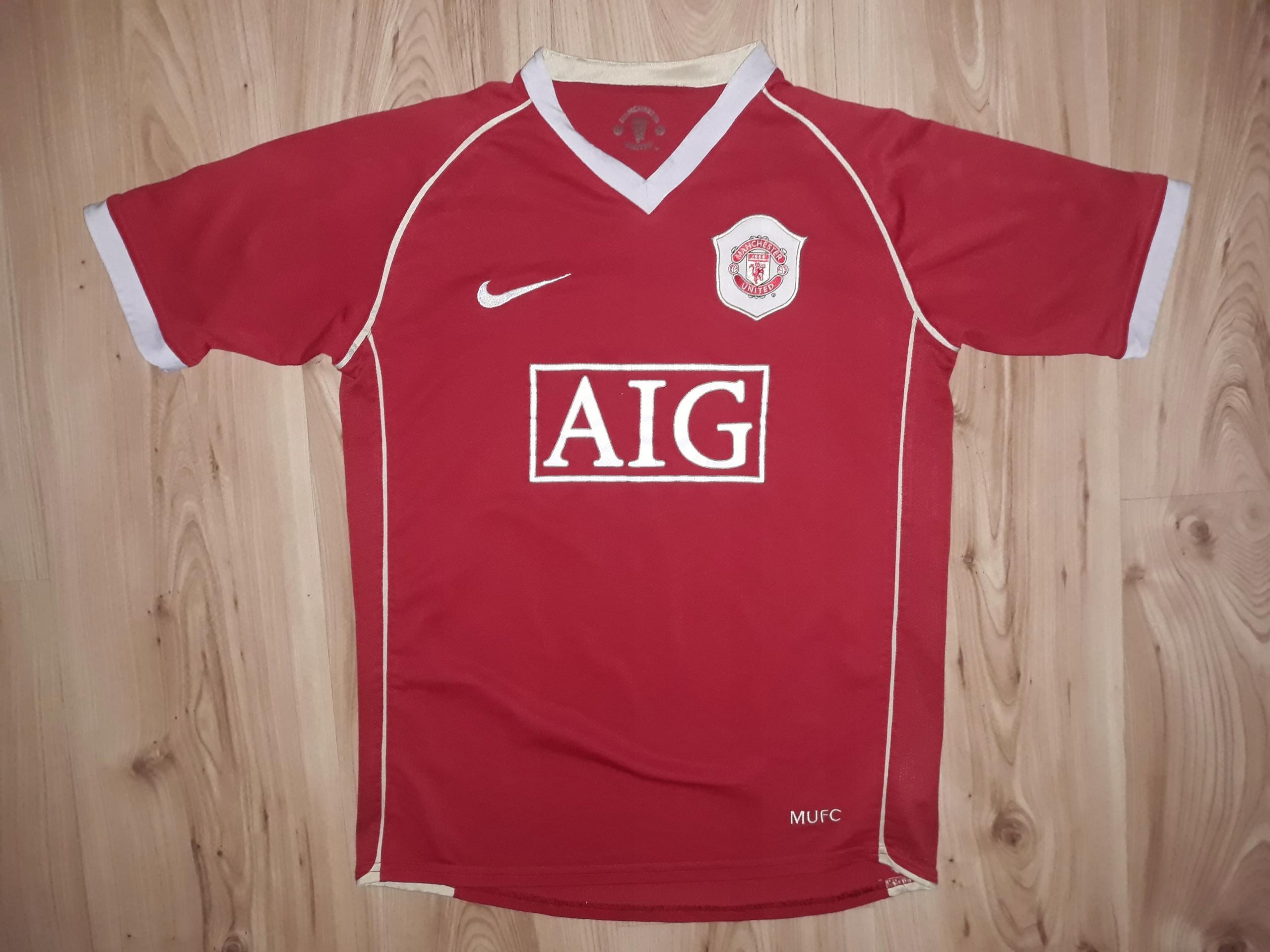 Koszulka Nike L Manchester United AIG Anglia
