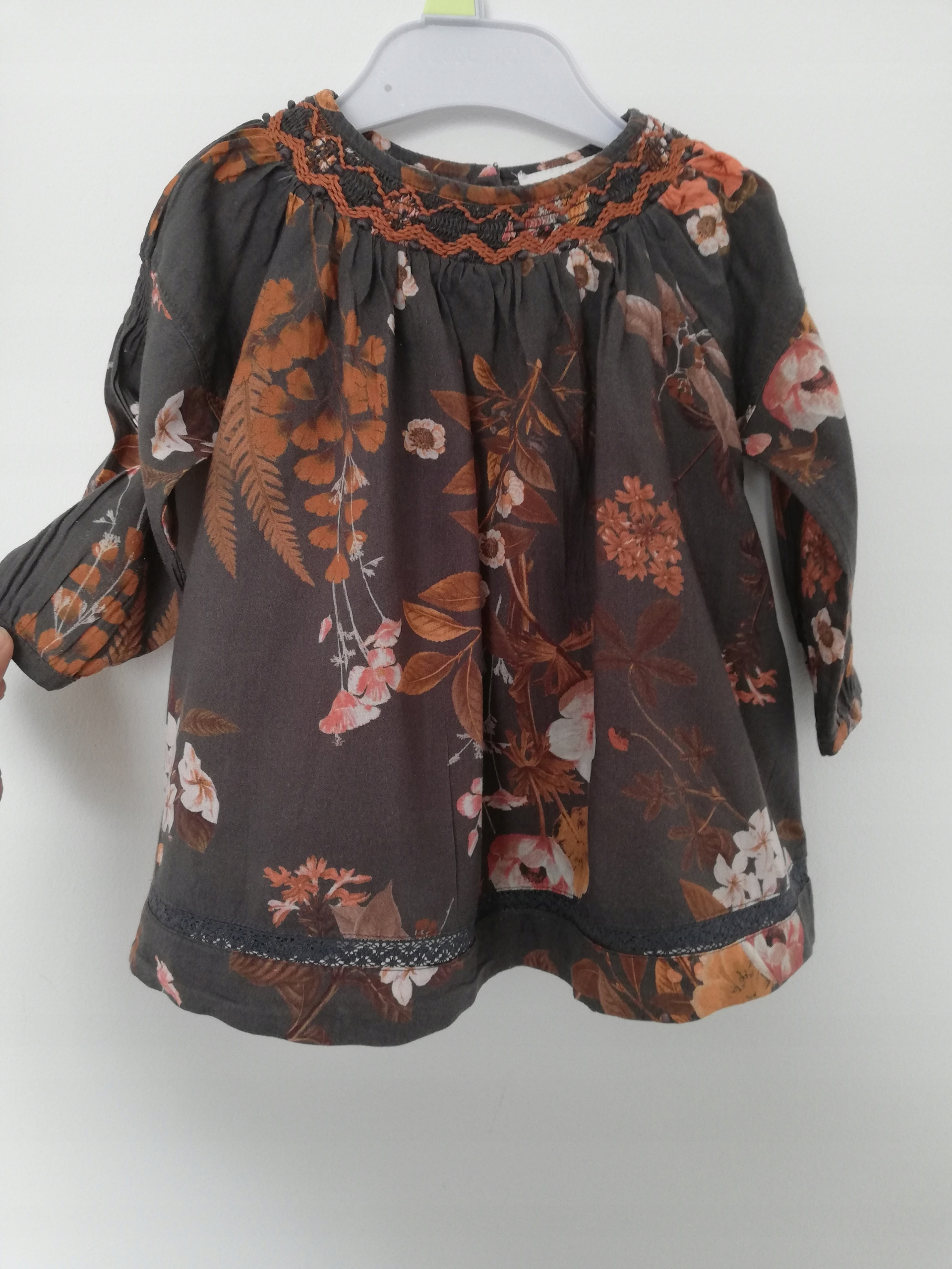 Sukieneczka 6-9 msc (74) j. H&M next