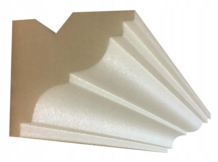Listwa oświetleniowa LED H=8,5cm XPS cena za 2m