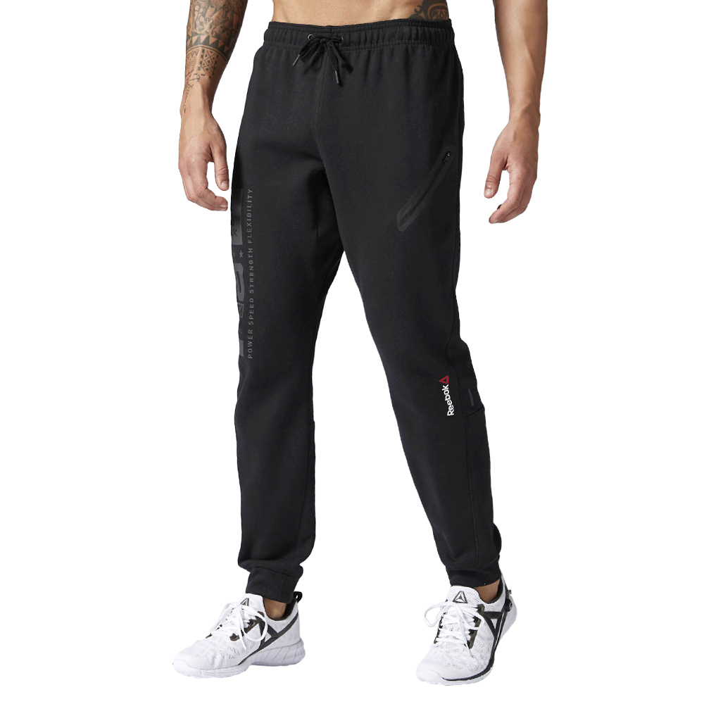 Spodnie Reebok One Series męskie dresowe L