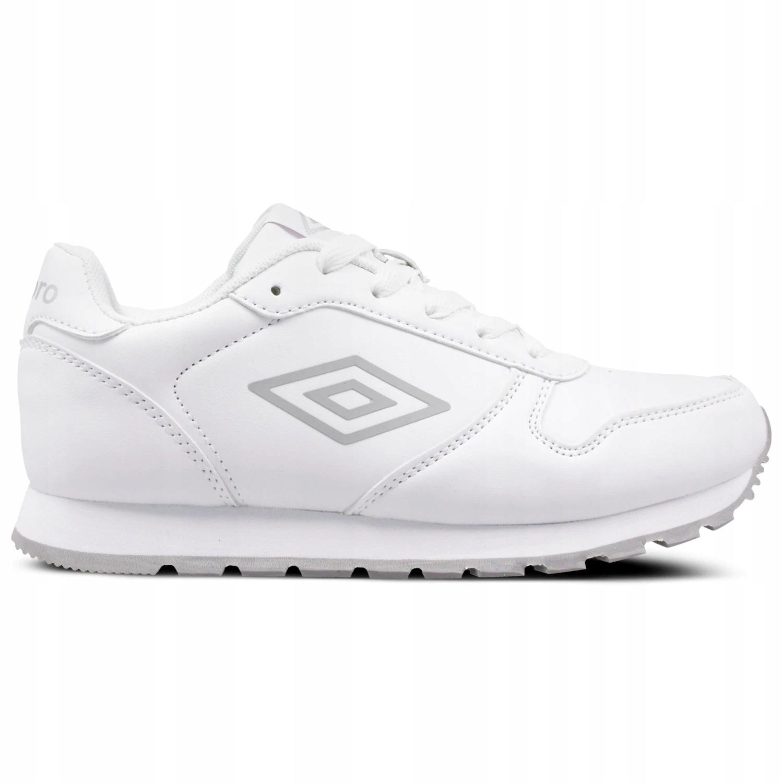 UMBRO (40,5) EVERFAL buty damskie sportowe białe