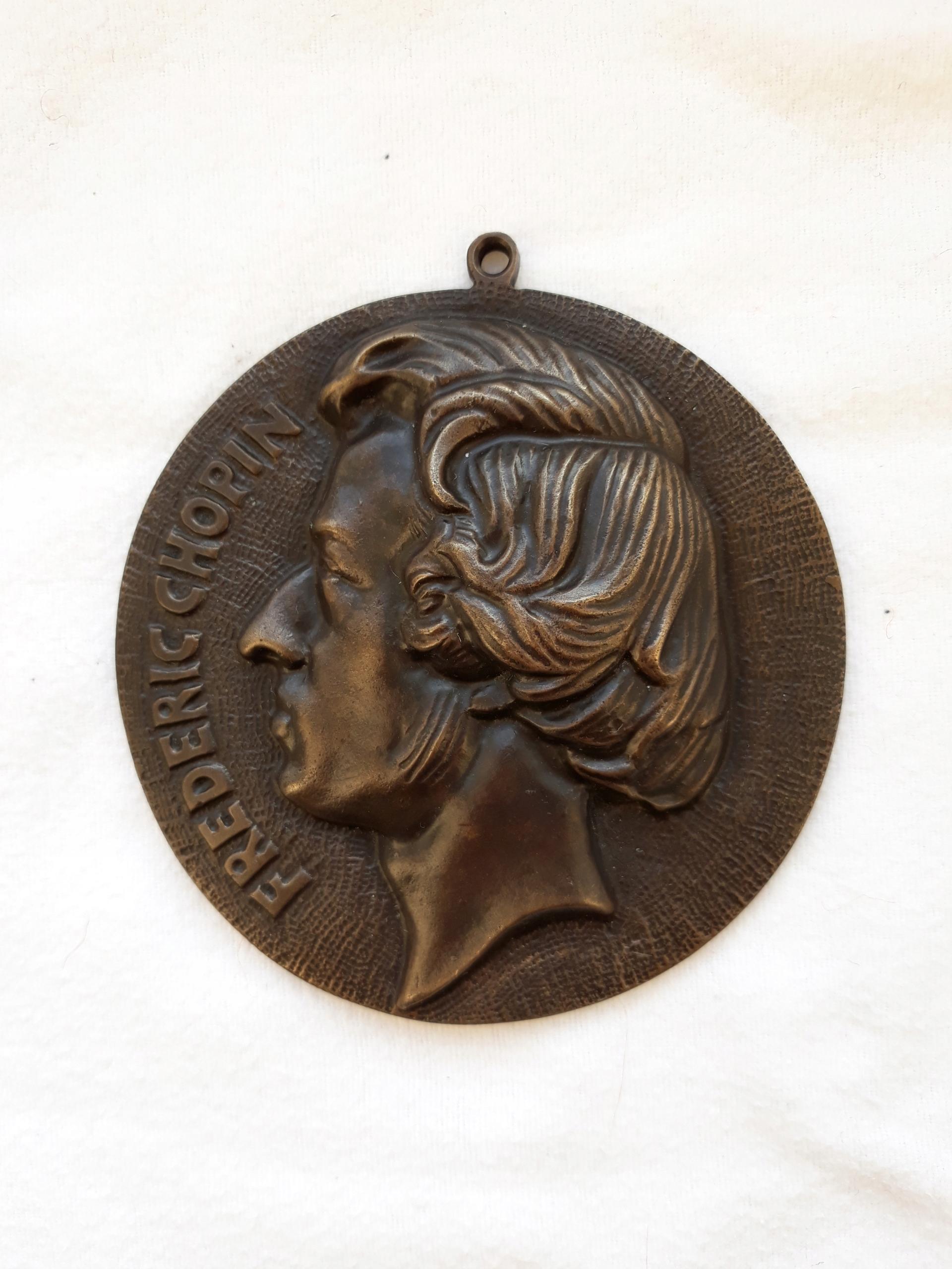 Plakieta Fryderyk Chopin