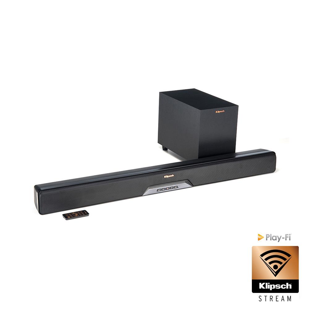 KLIPSCH RSB-8 Soundbar z bezprzewodowym sub