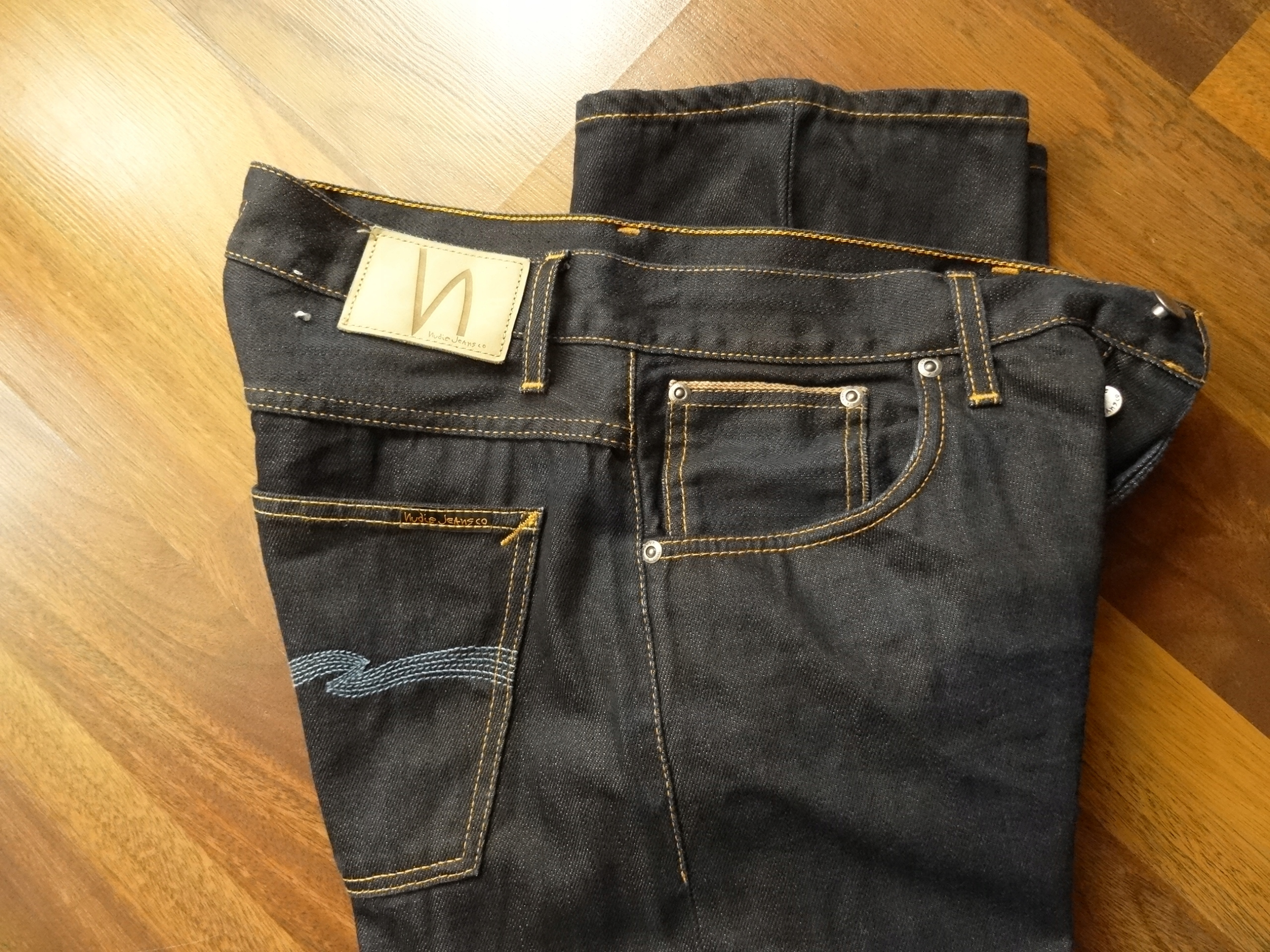 NUDIE JEANS AVERAGE JOE r.W33/30 j.NOWE? OKAZJA,,