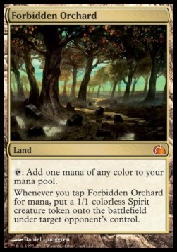 Forbidden Orchard From the Vault: Realms