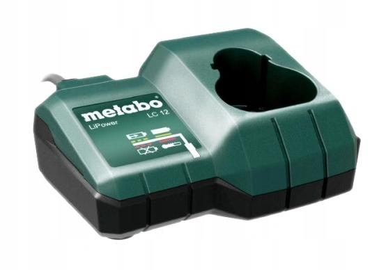 Зарядное устройство METABO 10.8V 12V Powermaxx