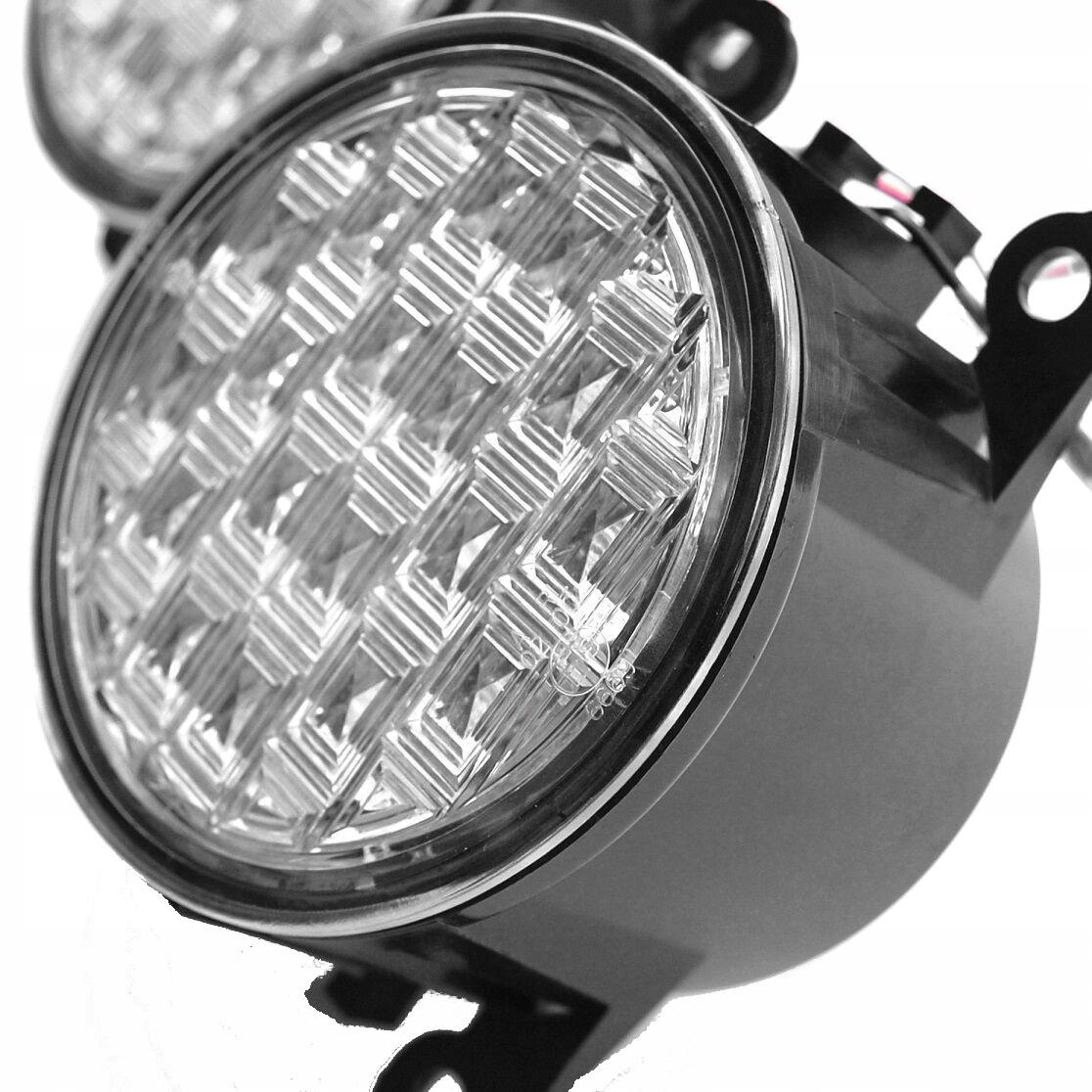 DRL Halogen LED do jazdy dziennej ponad 100 modeli 2