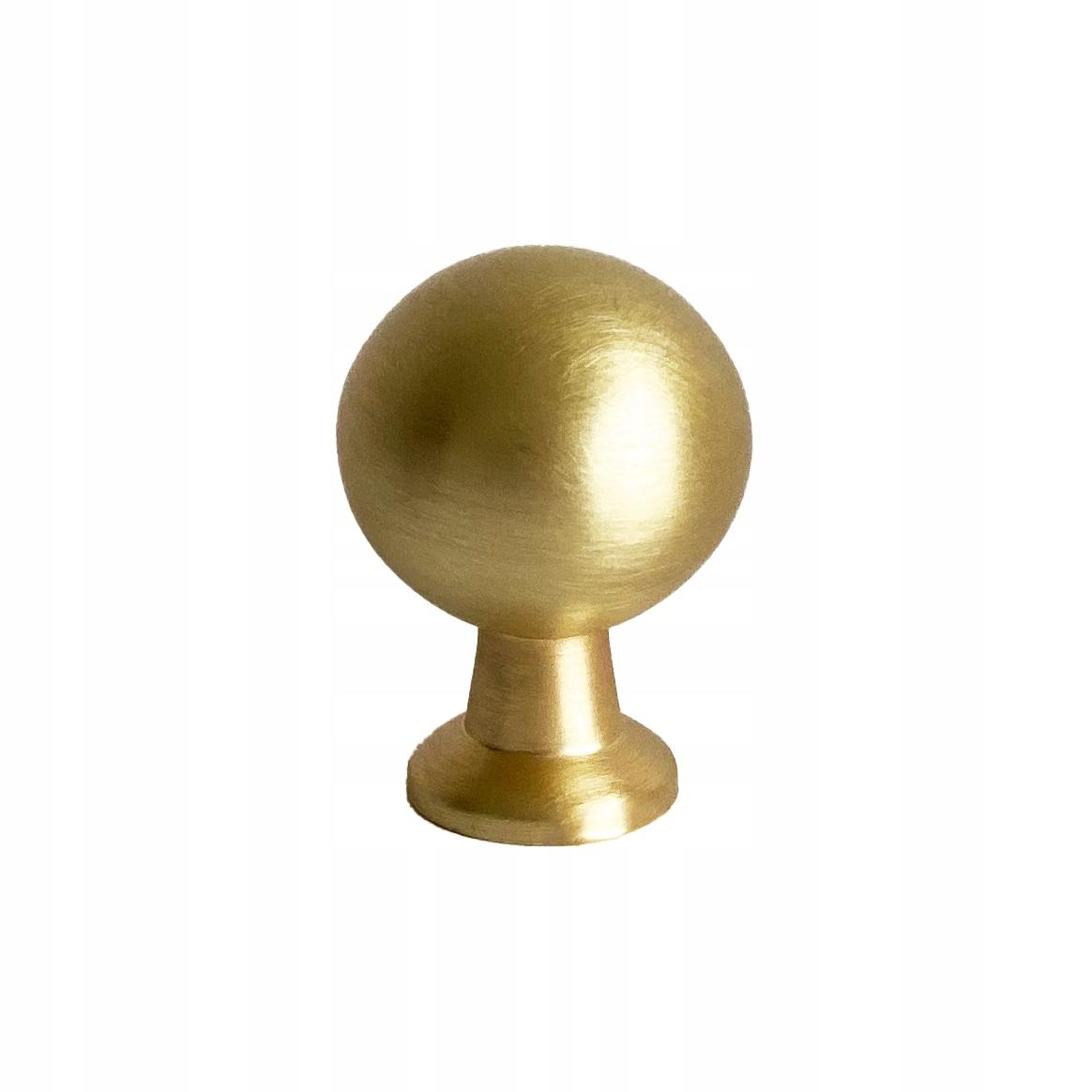 Ручка мебельная BALL gold